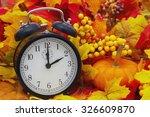 Autumn Time Change  Autumn...