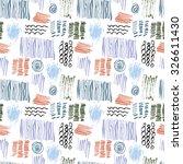 abstract seamless pattern  ... | Shutterstock .eps vector #326611430
