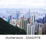city view | Shutterstock . vector #32662978