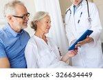 medicine  age  health care and... | Shutterstock . vector #326634449