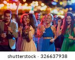 party  holidays  celebration ... | Shutterstock . vector #326637938