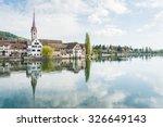 stein am rhein  switzerland   Shutterstock . vector #326649143