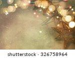 christmas background | Shutterstock . vector #326758964