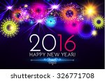 Happy New 2016 Year. Seasons...