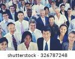 diverse ethnic friendship... | Shutterstock . vector #326787248