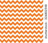 halloween orange chevron... | Shutterstock . vector #326802548
