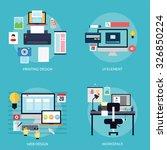 design   development | Shutterstock .eps vector #326850224
