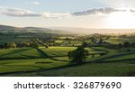 the pennines  near stainmore  ... | Shutterstock . vector #326879690