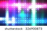bright abstract mosaic... | Shutterstock . vector #326900873