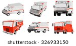 ambulance  special car | Shutterstock .eps vector #326933150