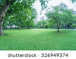 madison square park  new york... | Shutterstock . vector #326949374