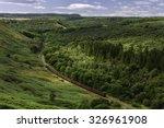 Goathland  Yorkshire  Uk....