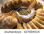 bread | Shutterstock . vector #327004514