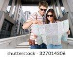 traveling. | Shutterstock . vector #327014306