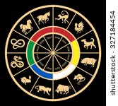 Chinese Years Zodiac Calendar....