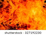 fire background | Shutterstock . vector #327192230
