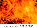 fire background | Shutterstock . vector #327192230
