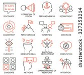 Vector Set Of 16 Icons Related...