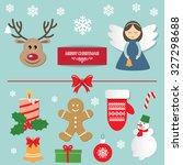 Christmas Decorative Elements....