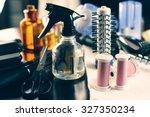Tools Hairdresser Comb Scissors