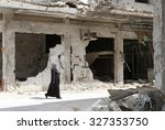 Homs  Syria  September 2013 A...