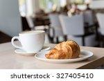 break for coffee | Shutterstock . vector #327405410