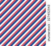 seamless diagonal lines pattern. | Shutterstock .eps vector #327452543