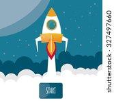 modern vector illustration of...   Shutterstock .eps vector #327497660