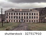 Empty Abandoned School House I...