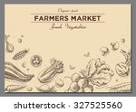 templates for label design with ... | Shutterstock .eps vector #327525560