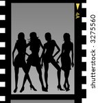models   vector | Shutterstock .eps vector #3275560