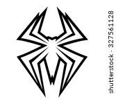 spider | Shutterstock .eps vector #327561128