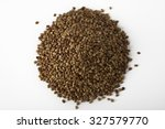 Small photo of pile of horse gram lentils/beans.