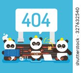 404 Error Page. Pandas Repair...