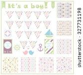 birthday card for boy. baby boy