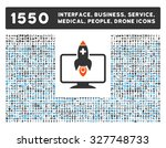 medical startup and other web... | Shutterstock .eps vector #327748733