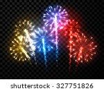 Festive Color Firework...