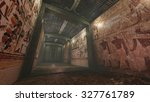 Tomb With Old Wallpaintings In...