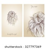 vector illustration of ... | Shutterstock .eps vector #327797369