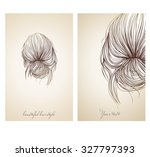 vector illustration of ... | Shutterstock .eps vector #327797393
