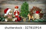 Vintage Christmas Decoration...