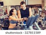 sport  fitness  lifestyle ... | Shutterstock . vector #327811589
