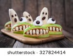 Scary Edible Halloween Treat...
