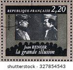 France   Circa 1986  Stamp...