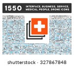 medical documents and other web ... | Shutterstock . vector #327867848