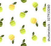 vector seamless pattern with... | Shutterstock .eps vector #327913280