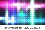 bright abstract mosaic blue... | Shutterstock . vector #327982676