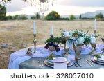 Decorated For Wedding Elegant...