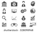 business simply symbol for web... | Shutterstock .eps vector #328098968