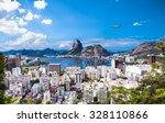 Panoramic View Of Rio De...
